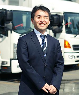 代表取締役社長 山田享